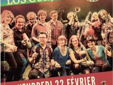Los Guajiros Concert Salsa le vendredi 22 février 2019, 94500 Champigny-sur-Marne