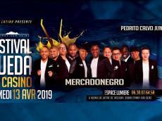 Mercadonegro Concert Salsa le samedi 13 avril 2019, 93800 Epinay-sur-Seine