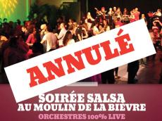 Annulé - Soirée Salsa cubaine #18 avec orchestres le vendredi 10 mai 2019, 94240 L'Haÿ-les-Roses