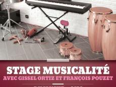Stage musicalité dans la salsa Avec Gissel Ortiz et François Pouzet le dimanche 12 mai 2019, 94240 L'Haÿ-les-Roses