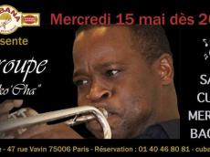 Riko'Cha Concert Salsa le mercredi 15 mai 2019, 75006 Paris