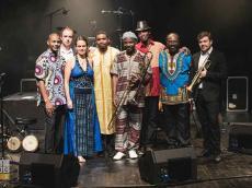 African Salsa Orchestra - Michel Pinheiro Concert Salsa le samedi 18 mai 2019, 77176 Savigny-le-Temple