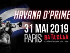 Alexander Abreu y Havana D'Primera Concert Salsa le vendredi 31 mai 2019, 75011 Paris