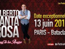 Gilberto Santa Rosa Concert Salsa le jeudi 13 juin 2019, 75011 Paris