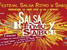 Salsa Ritmo y Sabor Festival Salsa le dimanche 30 juin 2019, 93100 Montreuil