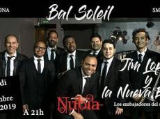 Jim Lopez y la Nueva Edición Concert Salsa le vendredi 13 septembre 2019, 92100 Boulogne-Billancourt