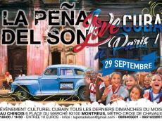 Rembert Duarte Garcia Concert Salsa le dimanche 29 septembre 2019, 93100 Montreuil