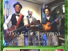 Calle Esperanza Concert Son cubain le vendredi 8 novembre 2019, 75013 Paris