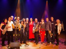 Los Guajiros Concert Salsa le mercredi 13 novembre 2019, 75011 Paris