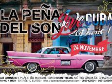Tin'Del Batey Concert Salsa le dimanche 24 novembre 2019, 93100 Montreuil