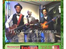 Calle Esperanza Concert Son cubain le vendredi 29 novembre 2019, 75013 Paris