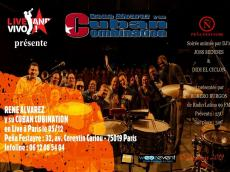 Rene Alvarez Y Su Cuban Combination Concert Salsa le jeudi 5 décembre 2019, 75019 Paris