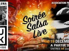 Barrio Luna Concert Son cubain le jeudi 19 décembre 2019, 750011 Paris