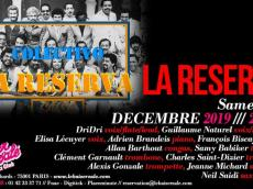 La Reserva Concert Salsa le samedi 21 décembre 2019, 75001 Paris