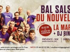 La Marcha Concert Salsa le mardi 31 décembre 2019, 75020 Paris