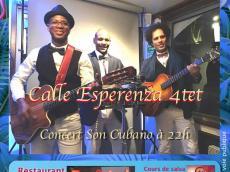 Calle Esperanza Concert Son cubain le vendredi 17 janvier 2020, 75013 Paris