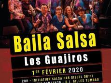 Los Guajiros Concert Salsa le samedi 1 février 2020, 94240 Fresnes