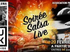 Barrio Luna Concert Son cubain le jeudi 20 février 2020, 750011 Paris