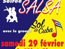 Sol de Cuba Concert Son cubain le samedi 29 février 2020, 78125 Gazeran