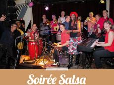 Soirée Salsa #19 avec orchestres le samedi 7 mars 2020, 94260 Fresnes