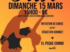 Ouidah & El Peque Combo Bal Salsa le dimanche 15 mars 2020, 91140 Villebon-sur-Yvette