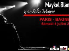 Maykel Blanco y su Salsa Mayor Concert Salsa le samedi 4 juillet 2020, 92220 Bagneux