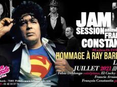 François Constantin Jam Session le lundi 5 juillet 2021, 75001 Paris