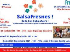 Cencerro Concert Salsa le dimanche 25 juillet 2021, 94260 Fresnes
