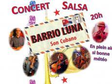 Barrio Luna Concert Son cubain le samedi 11 septembre 2021, 94270 Le Kremlin-Bicêtre