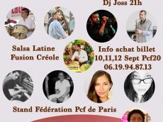ArtoPhilo Orchestra Salsa Concert Salsa latine fusion créole le samedi 11 septembre 2021, 93440 Dugny