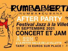 Rumbabierta Concert Rumba le samedi 11 septembre 2021, 75019 Paris