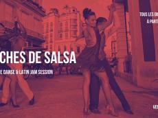 Descarga Salsa Descarga Salsa le dimanche 10 octobre 2021, 75001 Paris