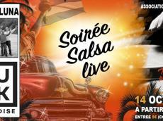 Barrio Luna Concert Son cubain le jeudi 14 octobre 2021, 750011 Paris
