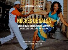 Descarga Salsa Descarga Salsa le dimanche 17 octobre 2021, 75001 Paris