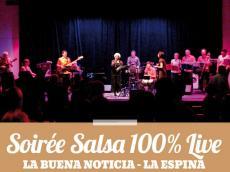 Soirée Salsa Live #20 avec orchestres le samedi 11 décembre 2021, 94260 Fresnes