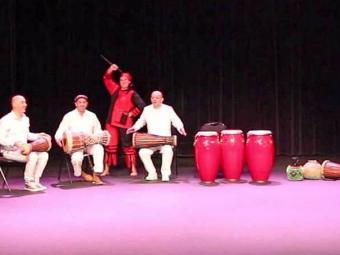 2016 04 16 atelier musique danse adulte afro cubain elegua
