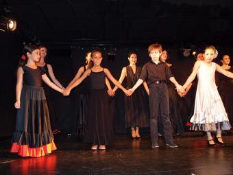 2016 04 16 atelier musique danse enfant flamenco
